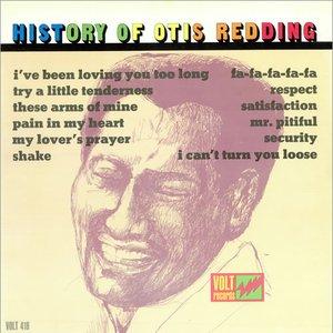 Image for 'History of Otis Redding'