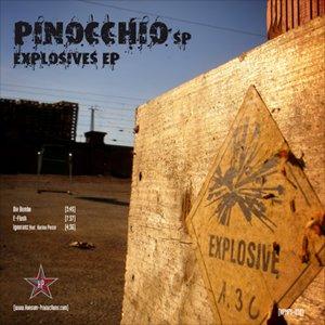 Bild für '[KPMP3-008] Explosives EP'