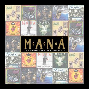 Image for 'The Studio Albums 1990-2011'