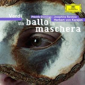 Image for 'Verdi: Un Ballo in Maschera'