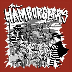 Image for 'The Hamburglars'
