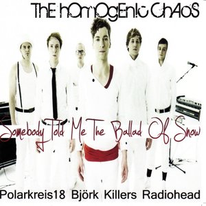 "Image for '""Somebody Told Me The Ballad Of Snow"" (Polarkreis18 vs. The Killers vs. Björk vs. Radiohead)'"