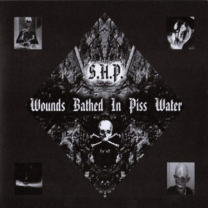 Image for 'Wounds Bathed in Piss Water'