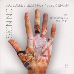 Image for 'Joe Locke Geoffrey Keezer Group'