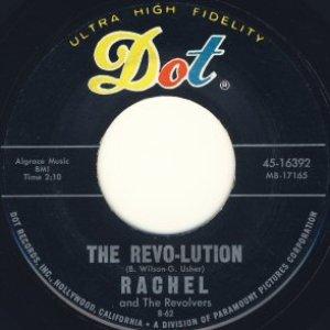 Image for 'Rachel & The Revolvers'