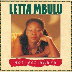 Image for 'Not Yet Uhuru'