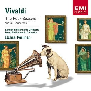 Image for 'Vivaldi : The Four Seasons etc'