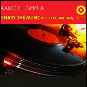 Imagen de 'Enjoy the Music (feat. Sheila) (The Life Extended Mix)'
