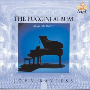 Image for 'The Puccini Album: Arias for Piano'