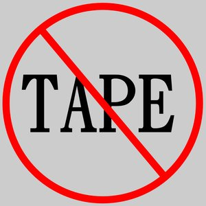 Image for 'This Is Not A Tape'