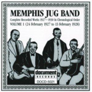 Imagem de 'Memphis Jug Band Vol. 1 (1927 - 1928)'