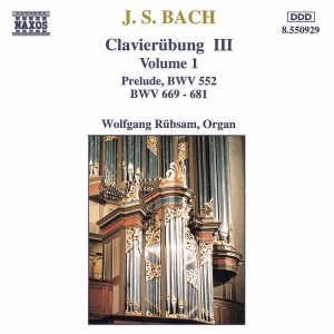 Image for 'Allein Gott in der Höh sei Ehr, BWV 675'