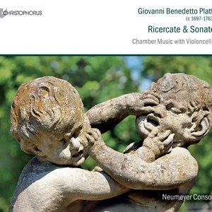 Image for 'Platti: Ricercate & Sonate'