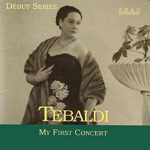 Immagine per 'My First Concert'