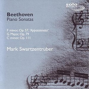 Immagine per 'Beethoven, Piano Sonatas, Opp. 57, 79 & 111'