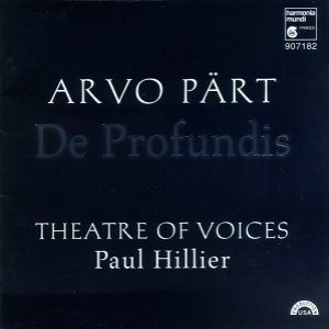 Image pour 'De Profundis - Theatre Of Voices - Paul Hillier'