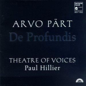 Bild för 'De Profundis - Theatre Of Voices - Paul Hillier'