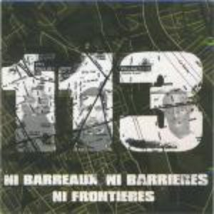 Image for 'Ni Barreaux, Ni Barrières, Ni Frontières'