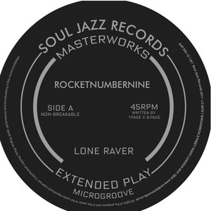 Image for 'Lone Raver EP'