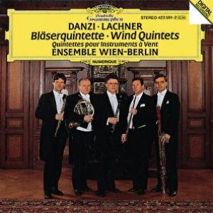 Image for 'Danzi / Lachner: Wind Quintets'