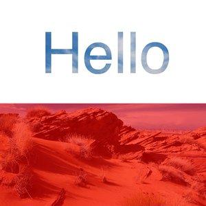 Image for 'Hello Desert EP'