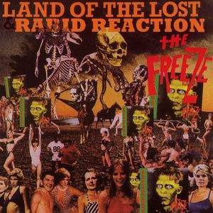 Image for 'Land Of The Lost/Rabid Reaction'