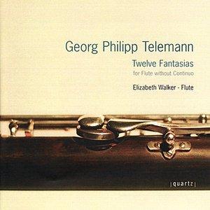 Image for 'Telemann: Twelve Fantasias'