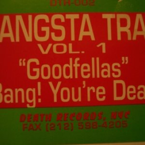 Image for 'Gangsta Trax'
