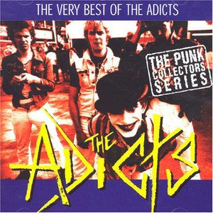 """The Very Best of the Adicts""的封面"