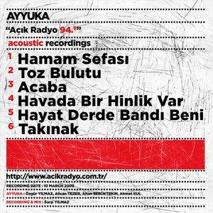 Image for 'acik radyo 94.9 - acoustic recordings'