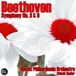 Image for 'Symphony No. 3 (Eroica) in E Flat major, Op. 55: I. Allegro con brio'