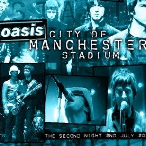 Image for 'Live Manchester 2005'