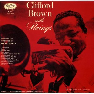 Image for 'Clifford Brown With Strings'