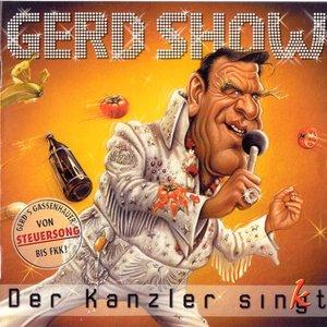 Image pour 'Der Kanzler Sing(K)t'