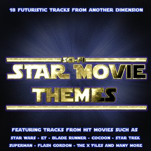 Image pour 'Science Fiction Star Movie Themes'