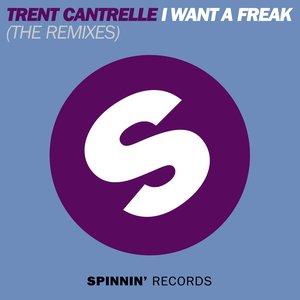 Immagine per 'I Want A Freak (The Remixes)'