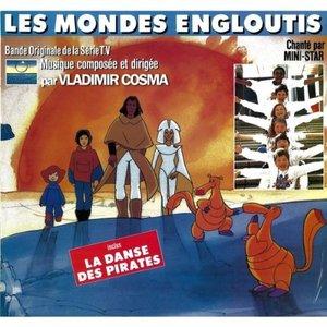 """Imagem de 'Bande Originale de la série TV d'animation """"Les Mondes engloutis"""" (1985)'"""