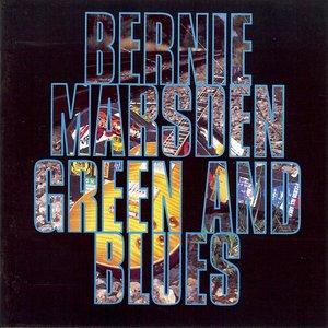"""Green and Blues""的封面"