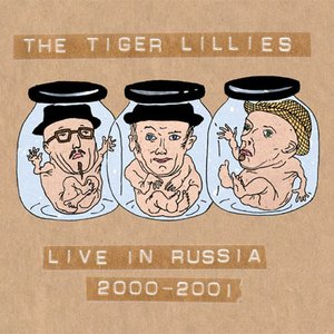 Image for 'Live in Russia 2000-2001'