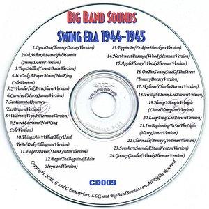 Immagine per 'Swing Era 1944-1945 Cd009'