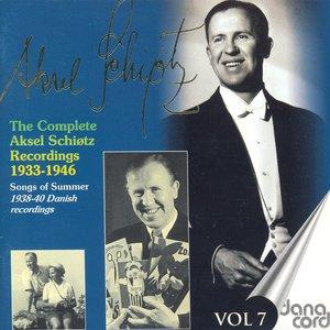 Image for 'Vocal Recital: Schiotz, Aksel (The Complete Aksel Schiotz Recordings, Vol. 7) (1933-1946)'