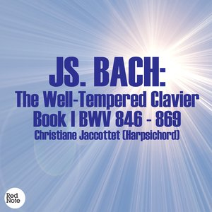 Image for 'Bach: The Well-Tempered Clavier Book I BWV 846 - 869'