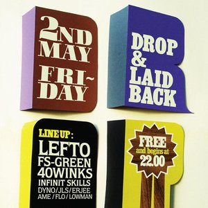 Image for 'DROP & Laid Back'