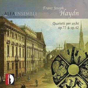 Image for 'Quartetto per archi in Fa maggiore, Op. 77, No. 2. Allegro moderato'