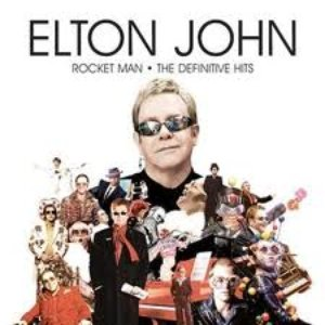 Image for 'Rocket Man-The Definitive Hits'