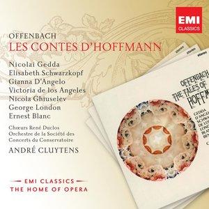 Image for 'Offenbach: Les Contes d'Hoffmann'