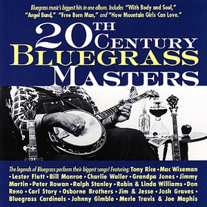 Image for '20th Century Bluegrass Masters'