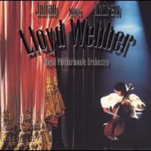Image for 'Julian Lloyd Webber plays Andrew Lloyd Webber'