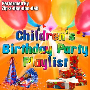 Immagine per 'Children's Birthday Party Playlist'