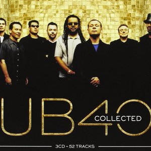 Image for 'UB40 Collected'